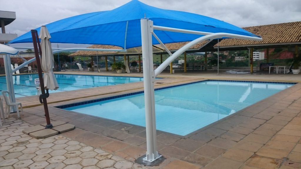 Aquisi o toldo rea das piscinas infantis colina for Toldos para piscinas